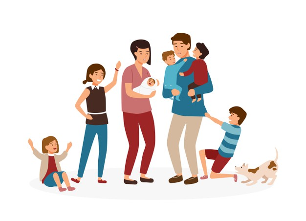 ¿Qué ayudas hay para familias numerosas?